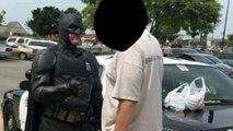 Cop Dressed as Batman Busts Man Stealing 'The LEGO Batman Movie': Cops