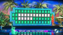 Wheel Of Fortune - Toss Up & Speed Up Round