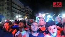 Concert de Fianso (Sofiane) à la Place de la Grande Poste à Alger