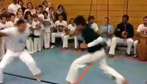 Capoeira o esporte da vida