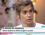 """El derechista Carlos Baute presenta en Telecinco la canción """"Vamo' a la calle"""" contra Venezuela. Larissa Costas, A Un Click, VTV"""