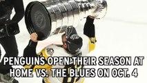 NHL Home Opener Schedule Released: Bruins To Host Predators