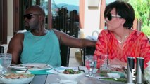 KUWTK _ Kris Jenner Shows Off Her Perfect Monkey Voice
