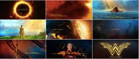 Wonder Woman - End Credits