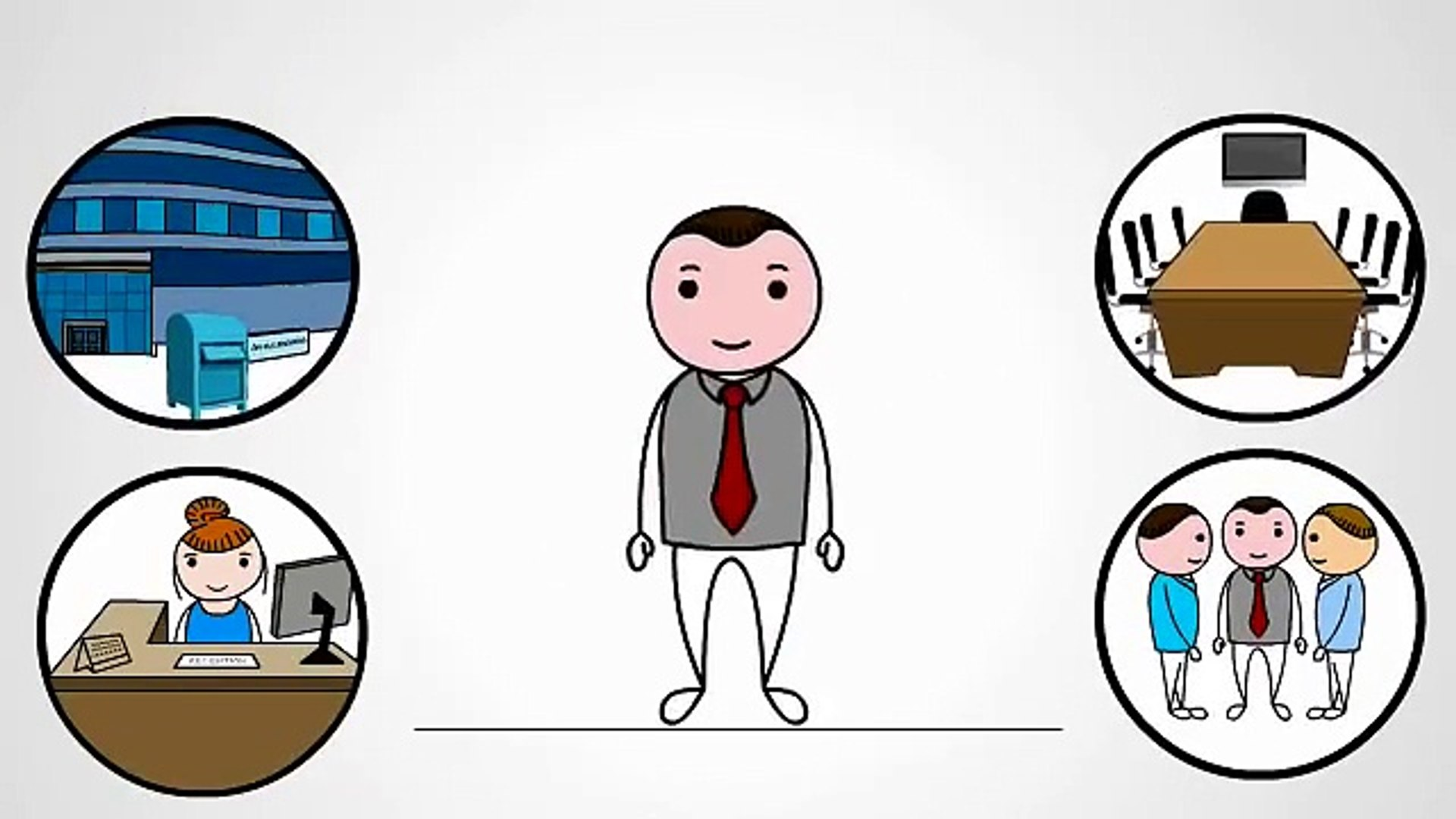 How a virtual office works, United Virtual Office