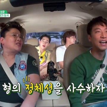 tvN Taxi~ソンフン、「コーディネーターが相談せずに(?)下だけ用意する...?!」(ft。筋肉金持ちの訴え)