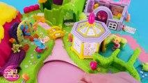 Pays Magique de princesses Polly Pocket aimanté - Histoire de jouets enfan