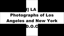[POPj1.EBOOK] LA NY: Aerial Photographs of Los Angeles and New York by Jeffrey Milstein [P.P.T]
