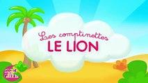 Comptinette du lion - comptine à gestes-_3m8BiON8Is