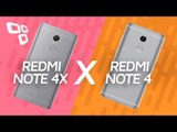 Xiaomi Redmi Note 4X vs. Redmi Note 4 - Comparativo - TecMundo