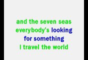 Eurythmics - Sweet dreams (Karaoke)