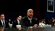 Jeh Johnson testifies his offers to protect voting systems were ignored