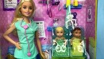 Bébé docteur poupée pot entraînement Barbie examen médecin enfants bébés barbie barbie gon
