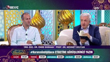 Mehmet Okuyan'la İftar Sohbetleri 21 Haziran 2017
