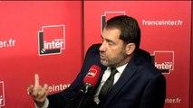 Christophe Castaner sur la probable élection de Richard Ferrand à la tête du groupe LREM à l'Assemblée Nationale