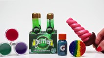 DIY Lip Balm {Easy}! 5 Mini Gatorade, Water, Unicorn, Fidget Spinner Lip Gloss DIYs! Lip B