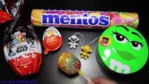 Giant Kinder Ovo Gigante Star Wars  candy M&Ms Chocolate Chupa Chups