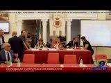 Diretta Consiglio Comunale di Barletta del 20/06/2017