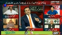 Do you think JIT is controversial ? Kashif Abbasi to Javed Hashmi - Watch his reply