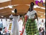 Défilé de robe  antillaise