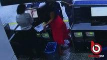 Après avoir raté son vol, la passagère d'Air France gifle une employée