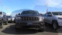 2017 Jeep Grand Cherokee 75h Anniversary Walkaround 5.7 L Hemi V8