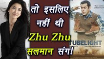 Salman Khan's Actress Zhu Zhu MISSING from PROMOTIONS; Here's Why | FilmiBeat