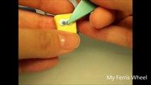 Effaceurs Comment faire faire Bob léponge à Il miniature