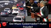 HUBO FRAUDE EN EL ESTADO DE MÉXICO? ALFREDO DEL MAZO GANA LAS ELECCIONES