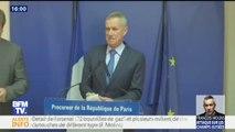 Pistolet, carabine, cartouches... le procureur décrit l'arsenal de l'assaillant des Champs-Elysées