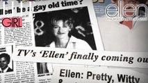 Les 20 ans du Coming Out d'Ellen DeGeneres | The Ellen DeGeneres Show | Du Lundi à Vendredi à 20h10 | Talk Show