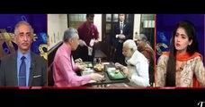 Pakistani Media praising on pm Modi $50 lunch in Singapore visit
