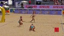 Beach Volleyball Girls Lehtonen & Lahti Super Rallies