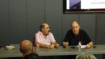 Presentació del llibre 'Lluna crua' a l'Espai VilaWeb