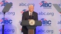 Pence: Trump will 'repeal and replace Obamacare'