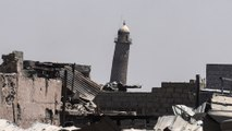 Iraqi military: Islamic State destroyed iconic minaret
