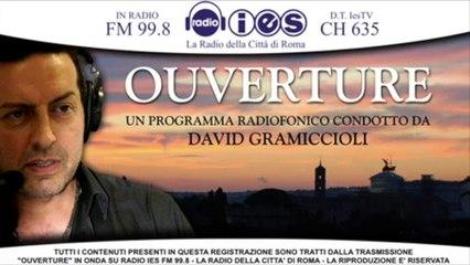 155 ter Stralcio della trasmisssione Ouverture su RADIO IES novembre 2011
