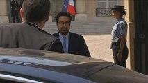 Premier conseil des ministres pour le nouveau gouvernement d'Edouard Philippe