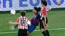Pura magia! Barça elege os 10 melhores momentos de Ronaldinho no Camp Nou