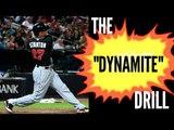 "Build Home Run Hitting Power With The ""DYNAMITE DRILL"" - Baseball Hitting Drills"