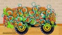 Coche Niños compilación para Niños Aprender vehículos vídeos lavar |