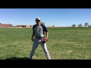"Baseball Catching - Drills - ""T Drill"""