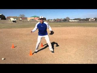 Baseball Fielding - Drills - Momentum