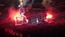 Robbie Williams Angels Etihad Stadium 2017 Tribute to Manchester Attack