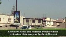 A Mossoul, réactions après la destruction d'1 minaret symbolique