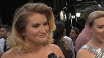Jillian Bell Loves Women At 'Rough Night' Premiere