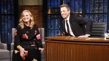 Amy Poehler Pokes Fun at Daniel Day-Lewis After Retirement Announcement | THR News