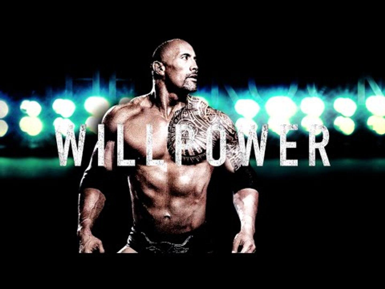 Willpower - Motivational Video