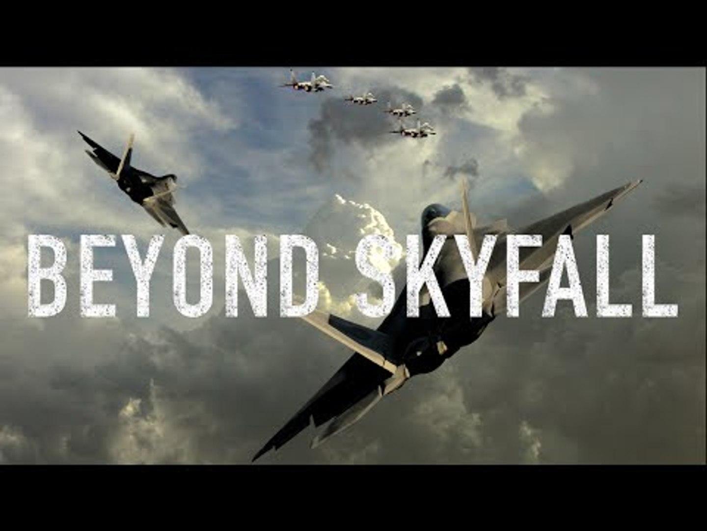 Beyond Skyfall - Motivational Video