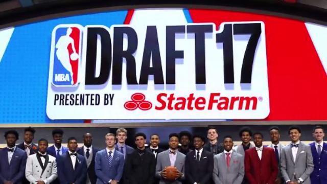 2017 NBA draft tracker